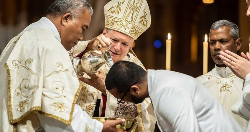HOMILY FOR MASS OF THE 5TH SUNDAY OF EASTER YEAR C + PASCHAL